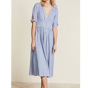 NWT Free People Love of My Life Dress